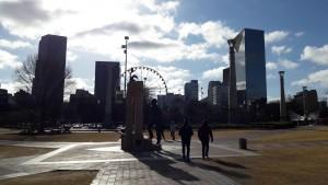 Congreso de salud podal en Atlanta