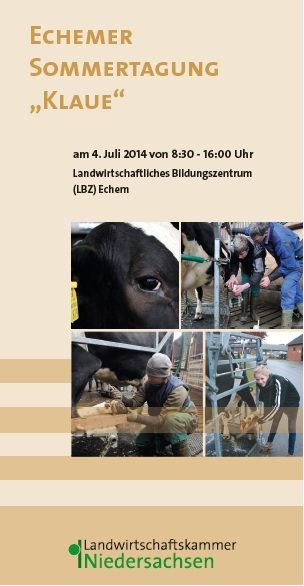 Echemer Sommertagung 2014