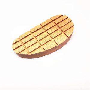 Taco madera XL 130mm